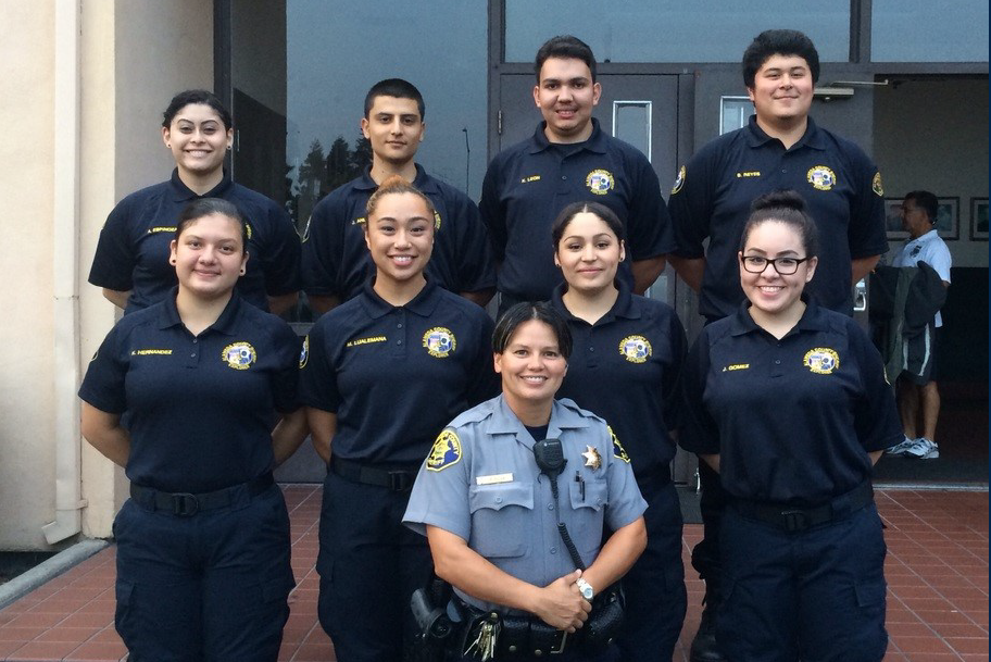 Job Announcement: Sheriff's Service Cadet (SAN) - County of