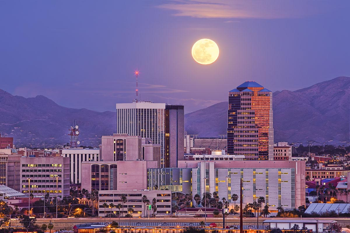 Introduction The City Of Tucson S